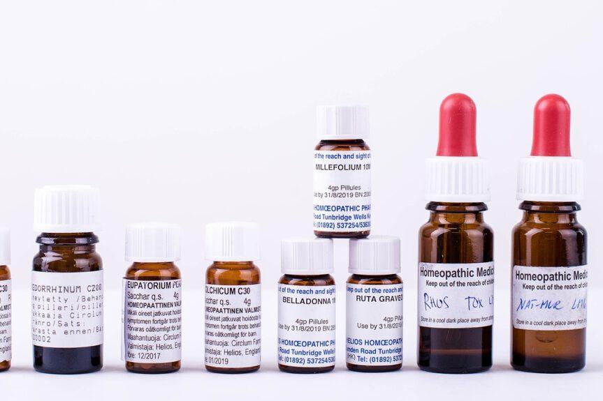 Einnahme und Dosierung in der Homöopathie
